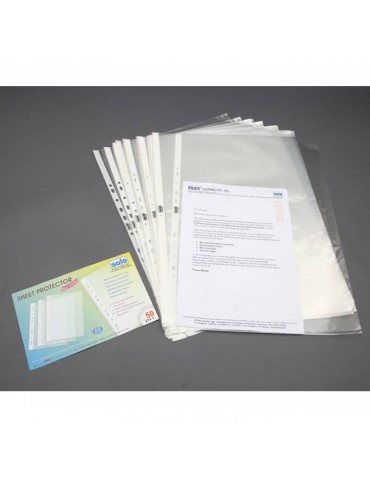 Solo A3 File Sheet Protector (sp113) pack of 50
