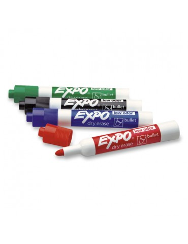 Expo White Board Marker (set of 4)