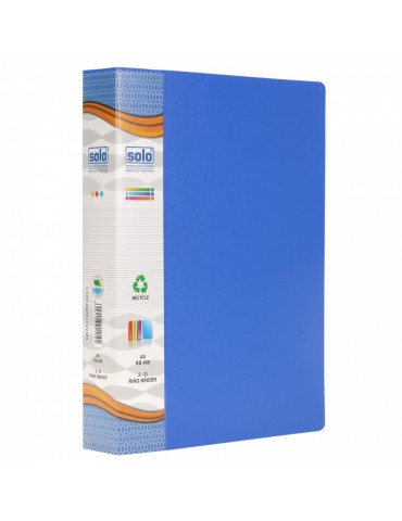 File Ring Binder Solo Rb 408 A5