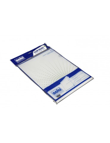 Folder L A4 White Solo Ch 101 (pack of 10)